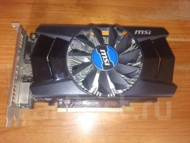 Видеокарта MSI PCI-E ATI Radeon R7 250 1024MB 128bit
