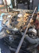 Двигатель Nissan td 27 в разбор