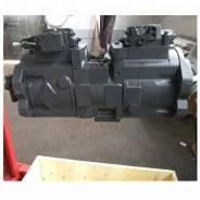 Case CX210B. Гидронасос (основной насос) Case 210 / 240