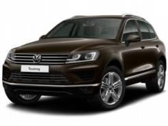 Volkswagen Touareg. ПТС 2010 года коричневый 3л дизель