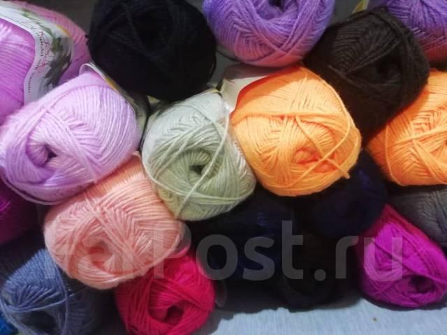 товары для шитья и вязания вязание шитьё вышивка в уссурийске