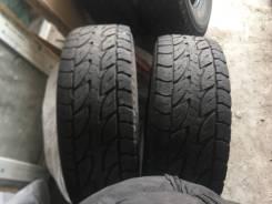 Bridgestone Dueler A/T 694. всесезонные, б/у, износ 40%
