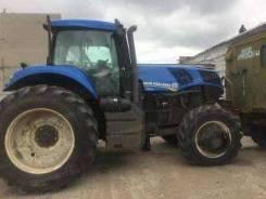 New Holland T8.390. В Омске! Трактор