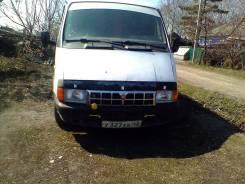 ГАЗ 2217 Баргузин. Газ 2217, 6 мест