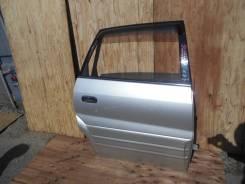 Дверь боковая задняя контрактная R SXN15