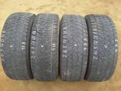 Bridgestone Blizzak DM-V2. Зимние, без шипов, 2015 год, 70%, 4 шт
