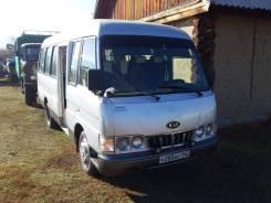 Kia Combi. Автобус KIA Combi 2000 г. в., 16 мест