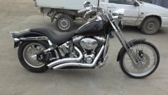Harley-Davidson Springer Softail FXSTSI. 1 450куб. см., исправен, птс, без пробега