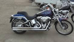 Harley-Davidson Softail Deuce FXSTD. 1 450куб. см., исправен, птс, без пробега