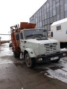 Коммаш КО-440-4. КО-440-4 на шасси ЗИЛ433360 мусоровоз 2004г.