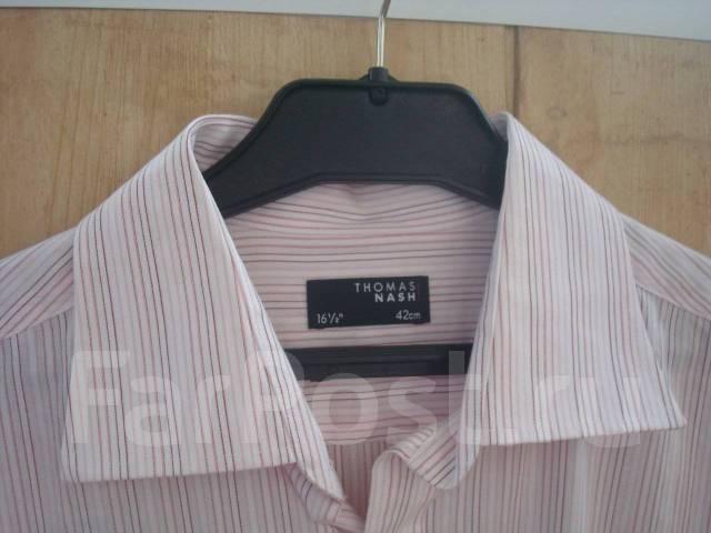 a251bc2b06f Мужск. рубашка Thomas Nash под запонки