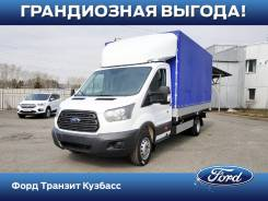 Ford Transit. бортовая платформа с тентом в Кемерово, 2 200куб. см., 2 200кг., 4x2