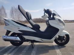 Suzuki Skywave 250. 250куб. см., исправен, птс, с пробегом