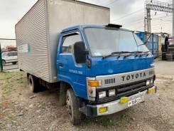 Toyota ToyoAce. Фургон, длинный, широкий, не конструктор, 1 хозяин., 3 600куб. см., 3 000кг., 4x2