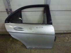 Дверь задняя правая Mercedes-Benz C-Class W204 2010 г