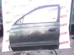 Дверь боковая передняя левая Toyota Caldina, AT191, AT191G, ST19