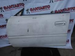 Дверь боковая передняя левая Toyota Chaser, GX100