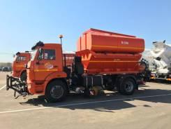 KDM ЭД-244К. Продам комбинированную дорожную машину, 6 700куб. см.