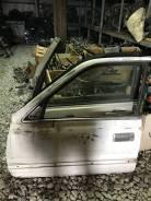 Дверь передняя левая Toyota Cresta LX80