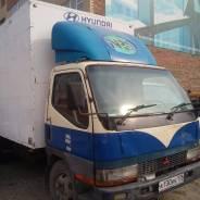 Mitsubishi Fuso Canter. Продам грузовик Митсубиси Кантер в Омске, 4 600куб. см., 3 500кг.