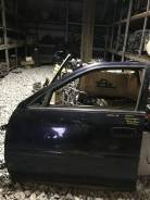 Дверь передняя левая Toyota Cresta JZX100