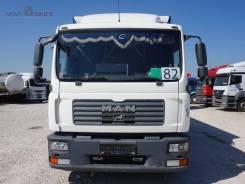 MAN TGL. Борт-тент грузовик 12.240, 6 871куб. см., 7 690кг., 4x2