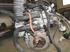 Двигатель 4B11 Mitsubishi Outlander 2.0 с навесным