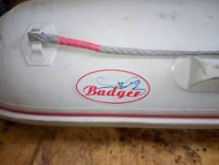 Badger. 2012 год год, длина 3,70м., двигатель без двигателя, 30,00л.с., бензин