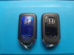 Ключ зажигания Honda Fit, Vezel, Shuttle, Grace, Civic +прописка
