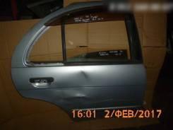 Дверь задняя правая на Nissan Pulsar 1997г. в. FN15