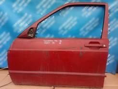 Дверь передняя левая(деф) на Mercedes BENZ 190 1986г. в. W201