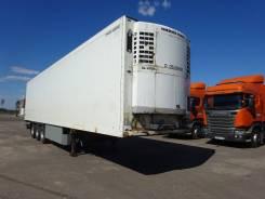 Schmitz Cargobull. Шторный полуприцеп Koluman, 12 000кг.
