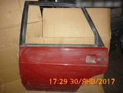 Дверь задняя левая на ЛАДА 2109 1997г. в.