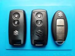 Ключ зажигания Suzuki SX4, Swift, Escudo, Cervo Япония (прописка)
