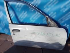 Дверь передняя правая(с деф) на Nissan AD 1998г. в. Y10, GA15