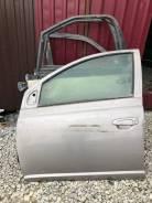 Дверь передняя левая Toyota SCP10