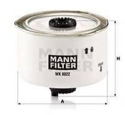 Фильтр топливный |В наличии на складе! Mann WK8022X