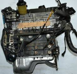 Двигатель в сборе. Hyundai Accent Hyundai Getz Kia Rio G4EE