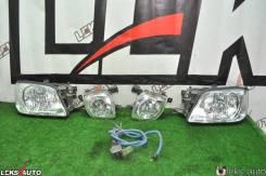 Фары Xenon рестаил (парой) N. Stagea RS260 [Leks-Auto 341]