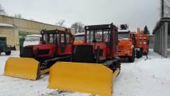 Вгтз ДТ-75ДЕРС4. Трактор дт-75 дерс4 с бульдозерным оборудованием, 4 750куб. см., 6 500кг.