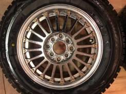 Зимние колёса R14 кованные диски шипованные покрышки