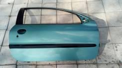 9004K6 Дверь передняя правая 3-х дв. Peugeot 206 1998-2012