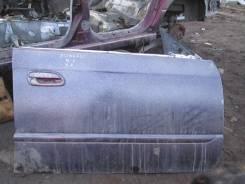 Продам переднюю правую дверь Subaru Legasy B4 BE5