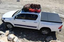 Багажник на крышу. Volkswagen Amarok, 2HA, 2HB Mitsubishi L200, KK/KL Toyota Hilux CNEA, CNFB, CSHA, 4N15. Под заказ