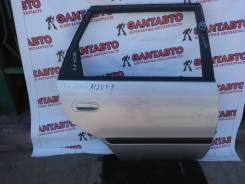 Дверь боковая задняя правая Toyota Caldina, AT211, AT211G, ST210,