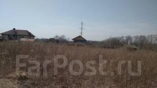 Земельный участок под ИЖС с. Прохладное. 1 500кв.м., собственность. Фото участка