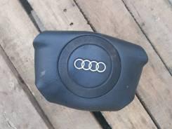 Подушка безопасности водителя. Audi: A8, A4, S6, A6, S8 AAH, ABC, ABZ, ACK, ACZ, ADR, AEJ, AEM, AEW, AFB, AFN, AGA, AGB, AGH, AHC, AHH, AHK, AJK, AKB...
