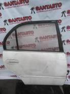 Дверь боковая задняя правая Toyota Corolla, AE100