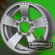 """K&K Камелот. 7.0x16"""", 5x139.70, ET40, ЦО 98,0мм."""