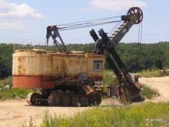 Уралмаш ЭКГ-5. В Хакасии! экскаватор ЭКГ-5